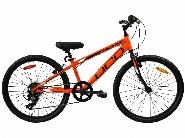 SATELLITE SPORTGarcon  Orange - Noir Mat, 24''