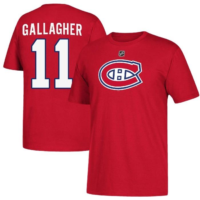 T-SHIRT GALLAGHER L-JR