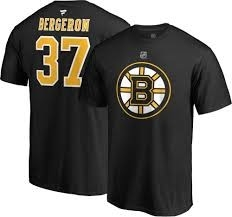 T-shirt Bergeron Jr Large