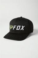 APEX FLEXFIT HAT [BLK/YLW] L/XL