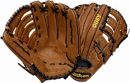 "A900 Baseball 12.5"" , British Tan, 12.5"