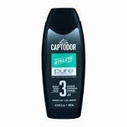 Gel Douche Captodor Pure 400ml