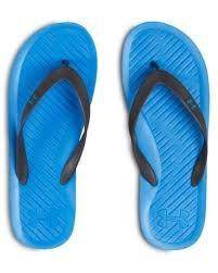 Sandale UA Bleu-13