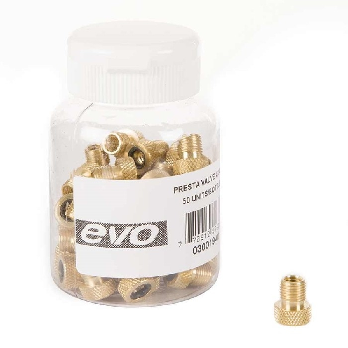 Adapteur de valve presta
