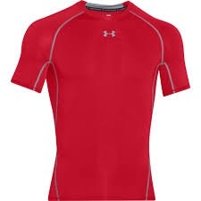 T-shirt UnderArmour HG comp