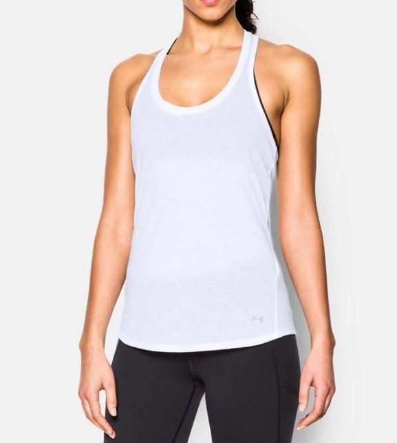 camisole UA Blanc