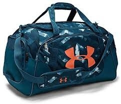 sac UA bleu et orange MD
