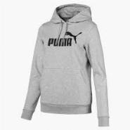 Hoodie Puma femme gris M