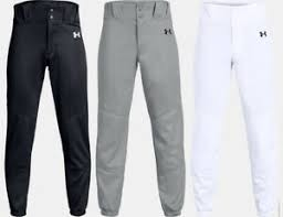 Pantalon Ua Utility YXL Blanc Close