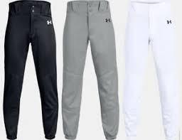 Pantalon Ua Utility YM Blanc Close