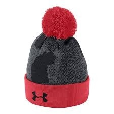 Tuque UA Rouge