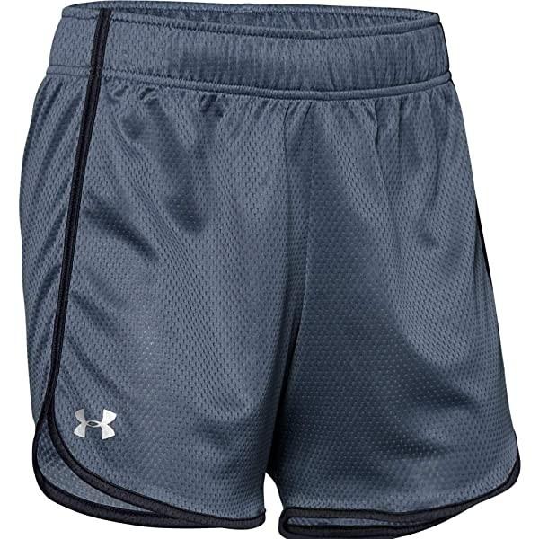Short UA W Mesh 5 pouces - XS