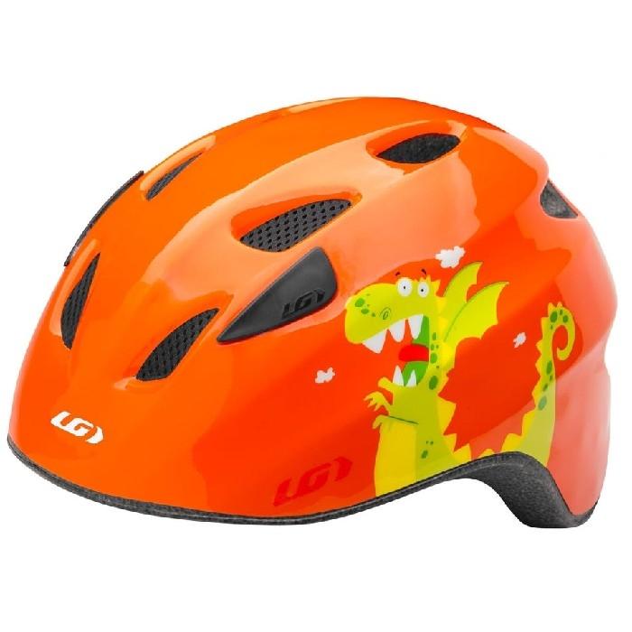 Casque Lg Brat Orange
